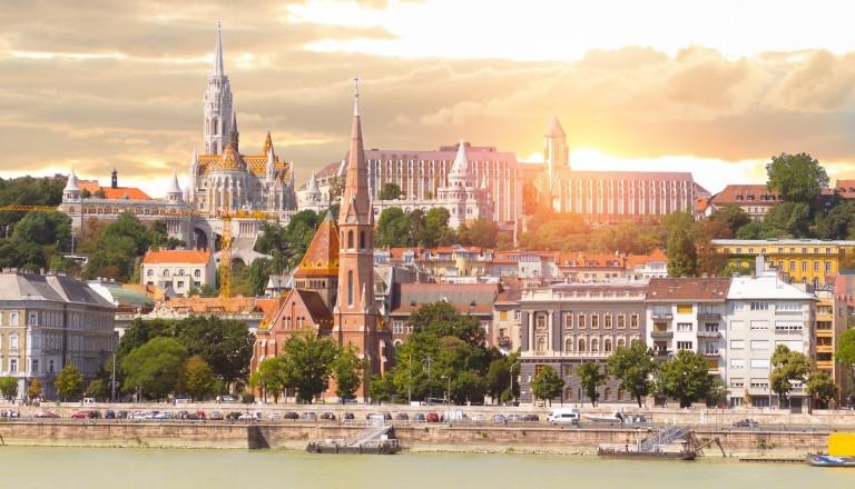Budapest Ungarn Städte Reisen