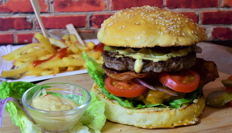 Hamburger Streetfood