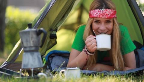 Camping Kaffee