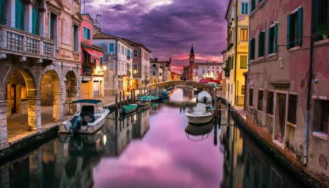 Heiratsantrag Venedig