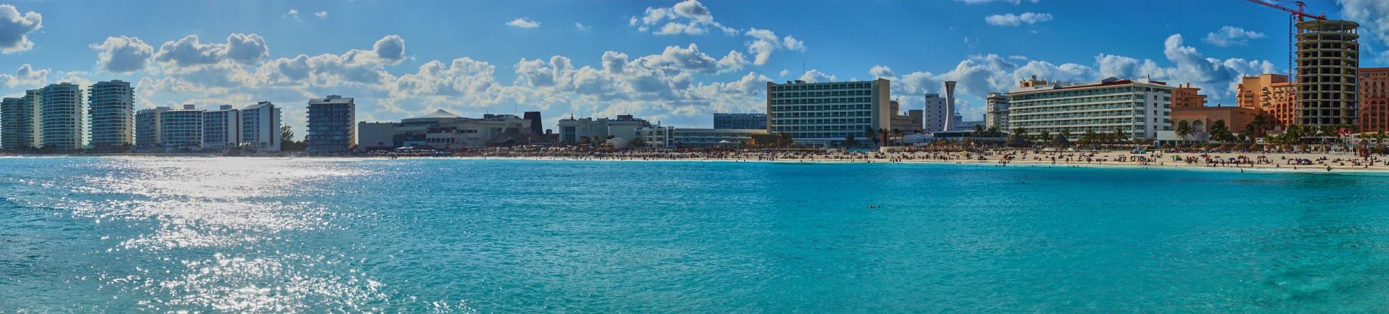 Cancun Panorama