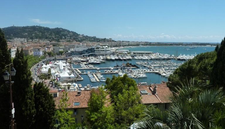 Cannes Hafen Städtereisen