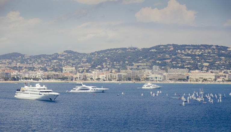 Sport in Cannes.
