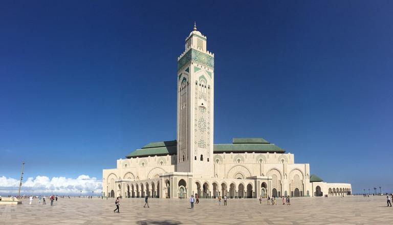 Casablanca könnte ein Reisebaustein werden!