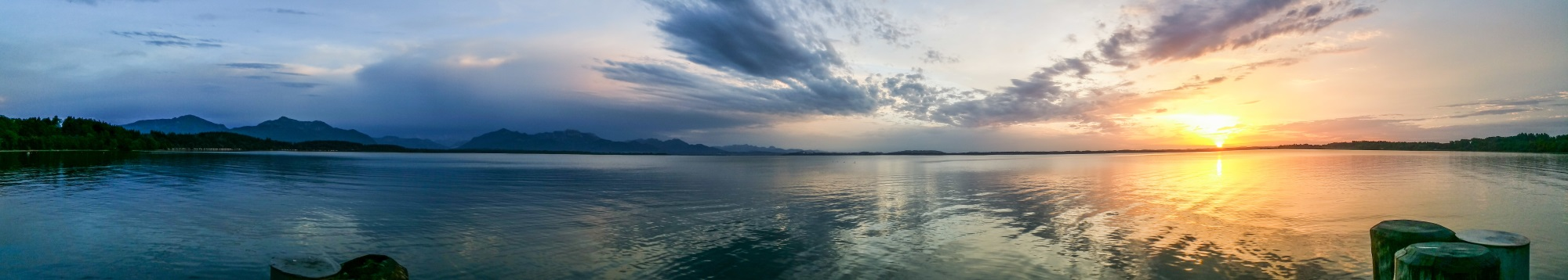 Chiemsee Panorama