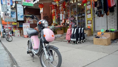 Torontos Chinatown - hier glüht der Melting Pot besonders heiß.