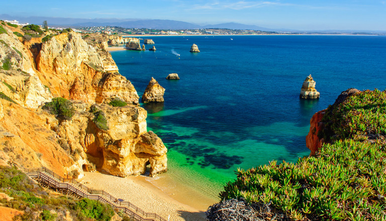 Clubanlage in Portugal