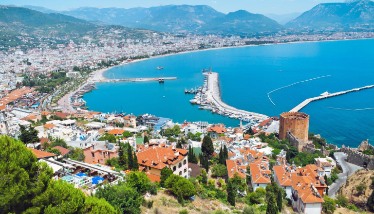 Last Minute Antalya Städtereise