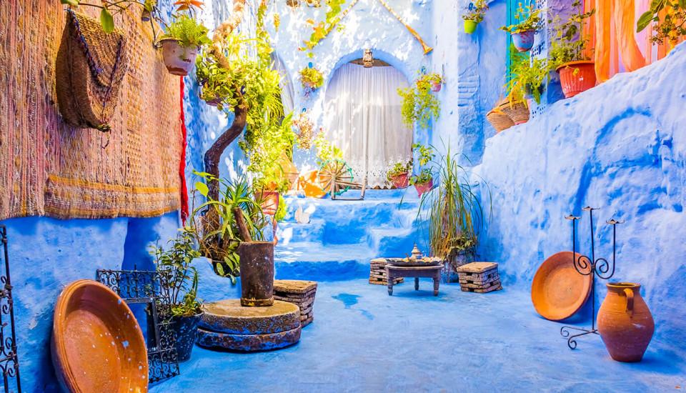 Cluburlaub in Marokko