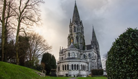 St. Finbarre's Cathedral in Cork