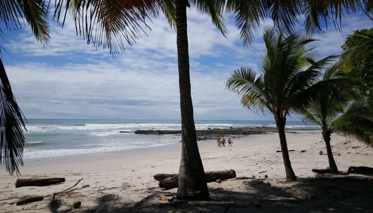 Der Playa Santa in Costa Rica.
