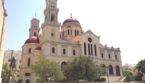Die Hauptstadt Heraklion steht auf Platz 1 der 5 schönsten Orte.