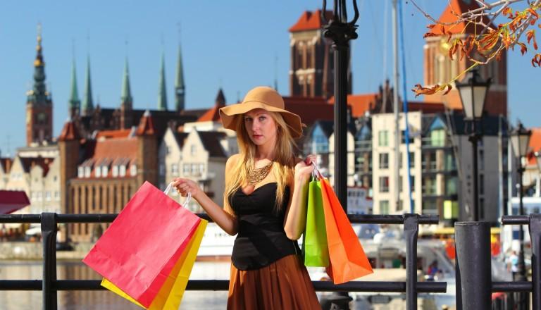 Danzig Shopping