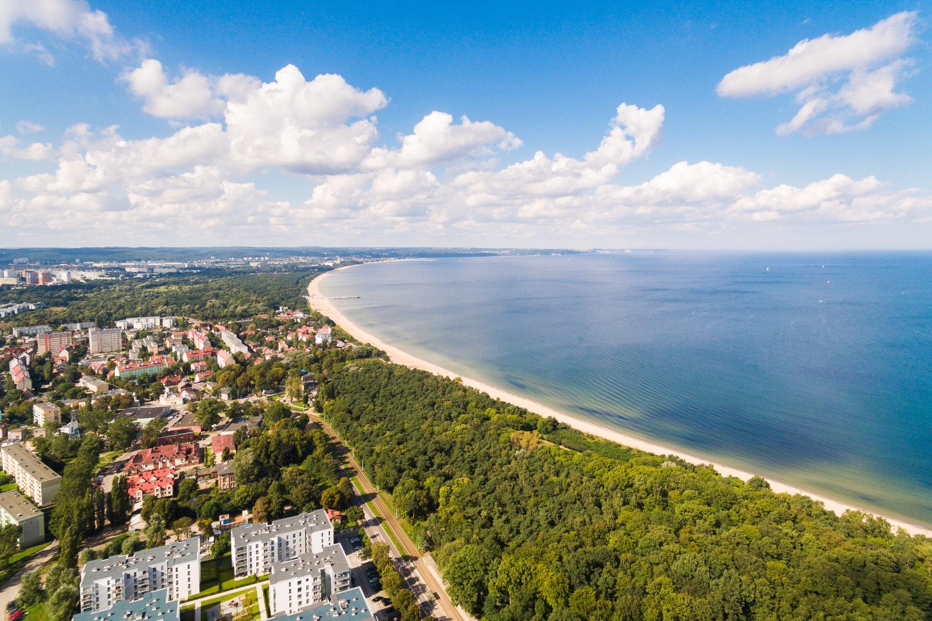 Danzig Strandurlaub
