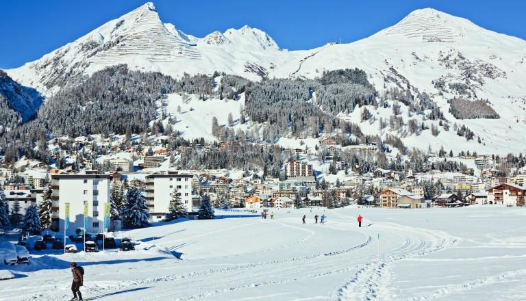 Skiurlaub Resort Davos