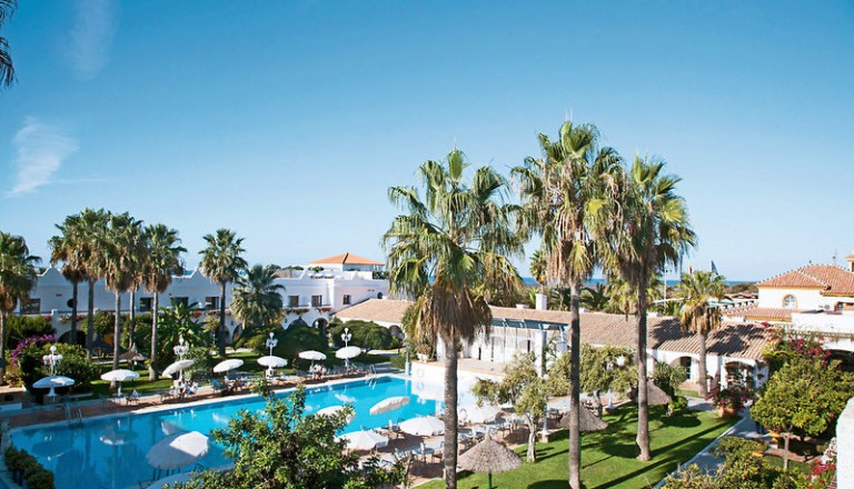 Deal Playa de la Luz Rota Andalusien Spanien Last Minute
