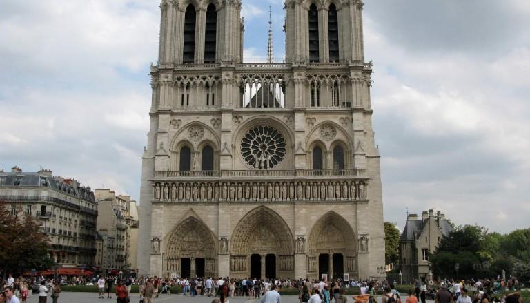 Der Notre Dame in Paris