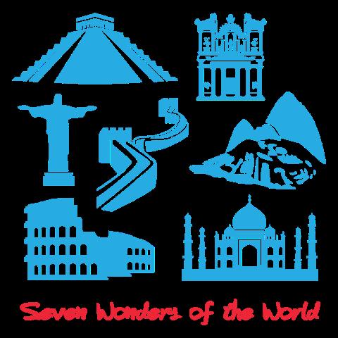 Die wirklichen sieben Weltwunder?