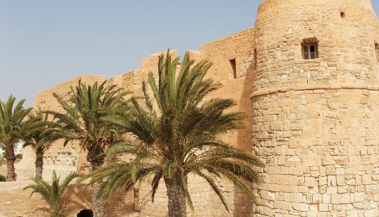 djerba tunesien burg bordj el kebir