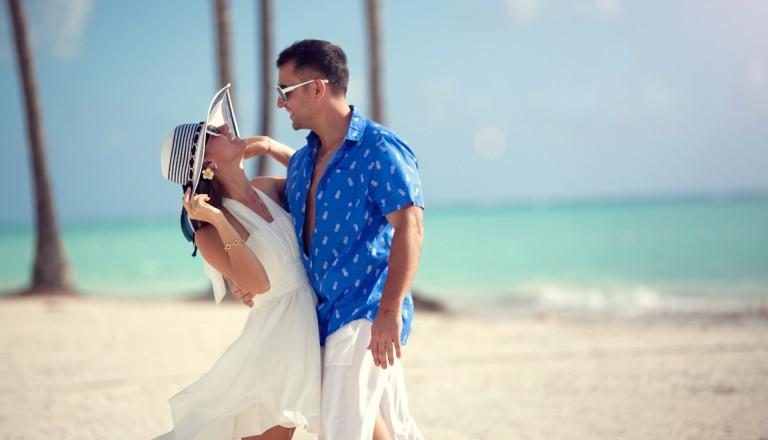 Dominikanische Republik Paar