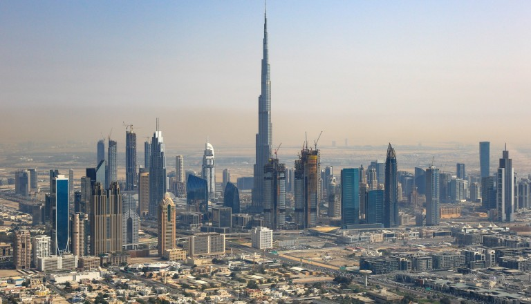 Burj Khalifa Dubai Städtereisen