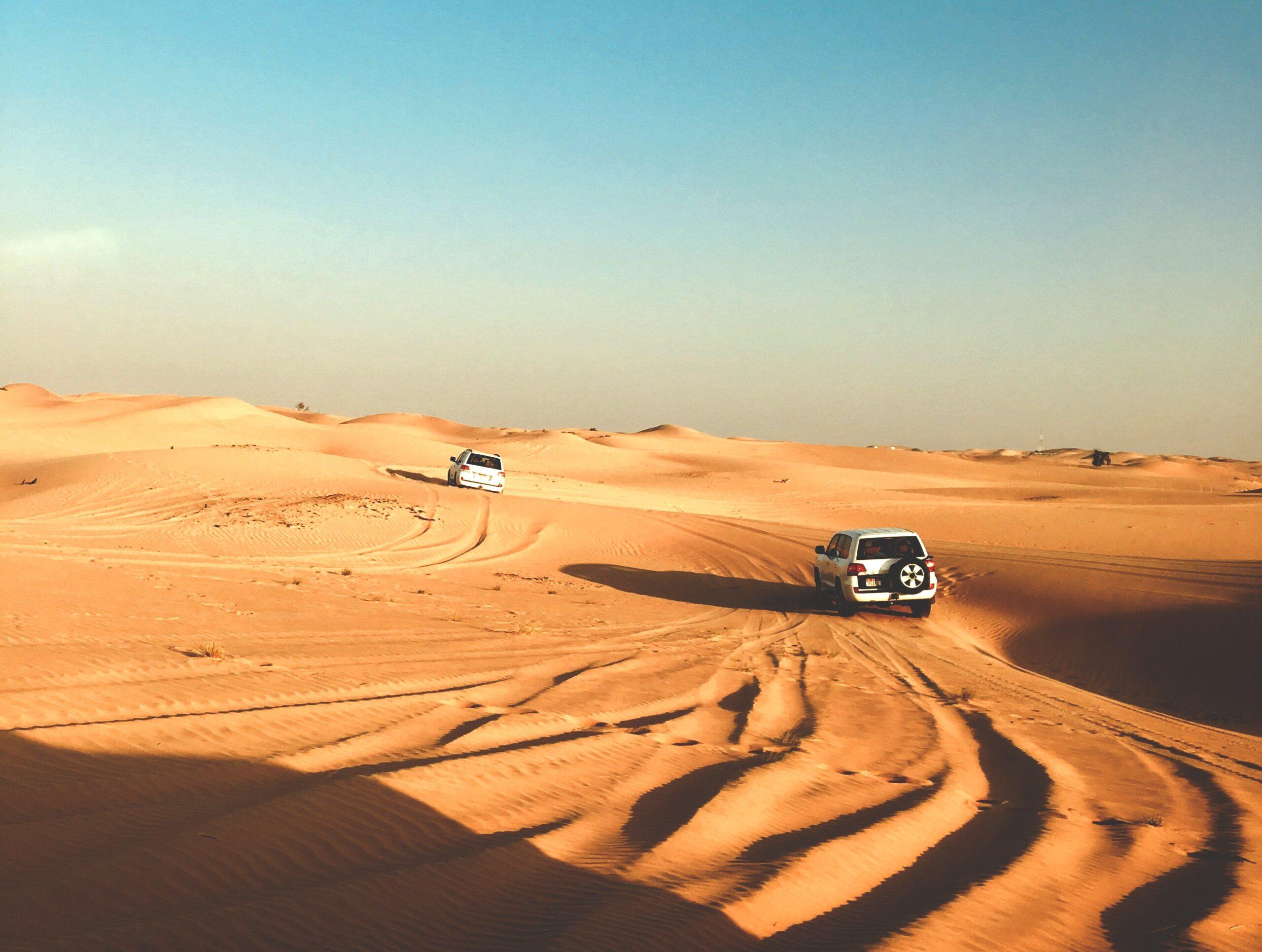 Sandurlaub in Dubai!