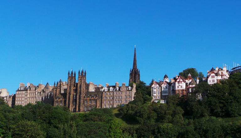 Edinburgh Städtereisen.