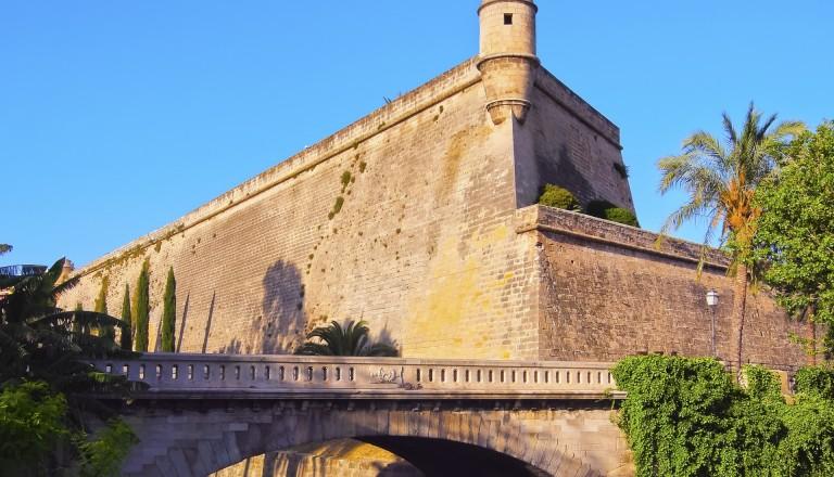 Es Baluard in Palma de Mallorca.