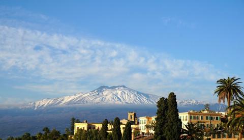 Der Ätna ist der höchste aktive Vulkan!