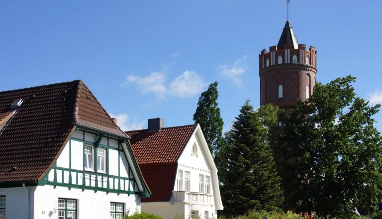 Eutin in Schleswig-Holstein.