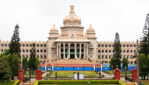 Ein Vorschlag: Der Falkanuma Palast in Indien