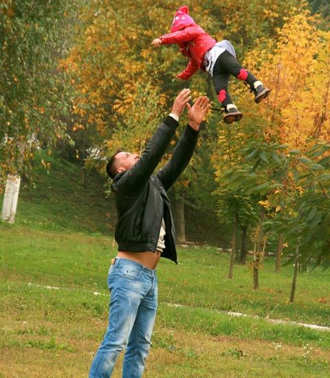 Richtig fliegen mit Ihren Kindern!