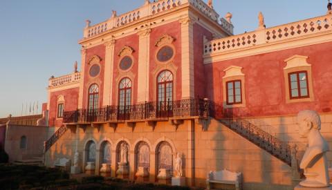 Der Palast von Faro