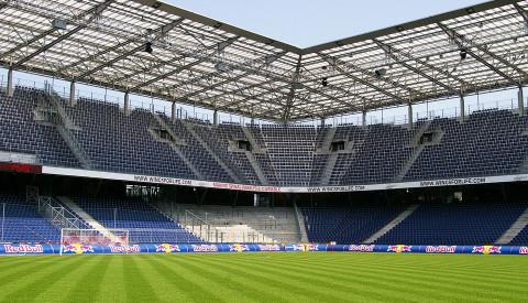 Red Bull Leipzig ist das jüngste Beispiel der sportlichen Erfolgsgeschichte.