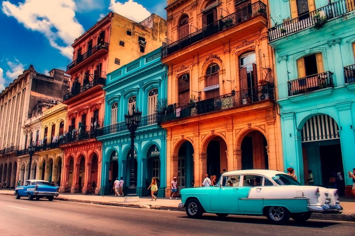 Fernreisen Kuba