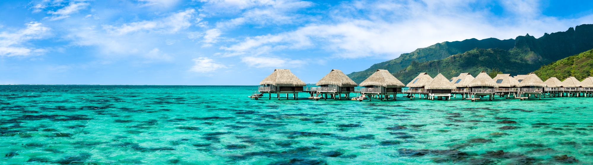 Fidschi Panorama Südsee