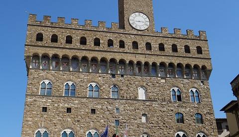 Der Palazzo Vecchio