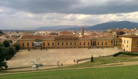 Palazzo Pitti in Florenz