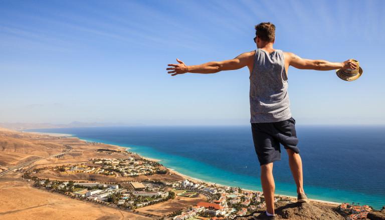 Fuerteventura ist in Aussicht!