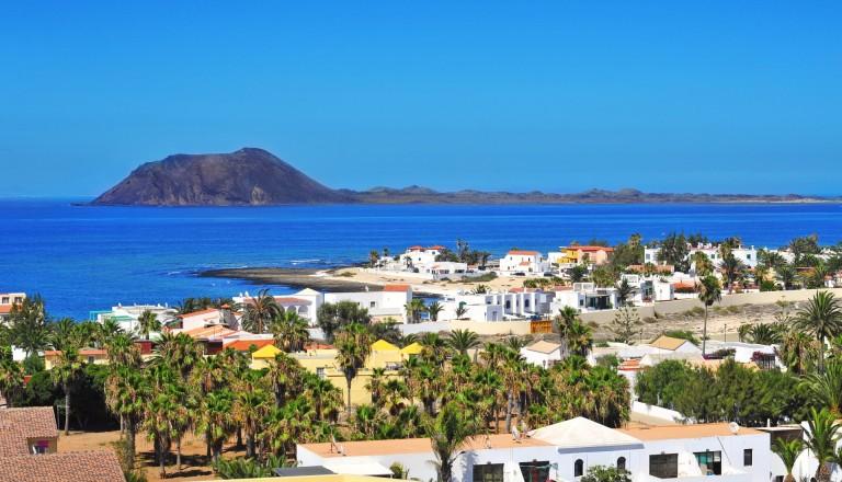 Pauschalreisen Fuerteventura Los Lobos Corralejo