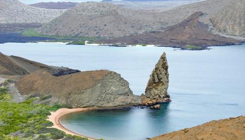 Erleben Sie einzigartige Tier-und Pflanzenwelt der Galapagos Inseln.