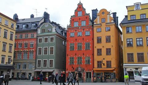 Gamla Stand wird die historische Altstadt genannt.
