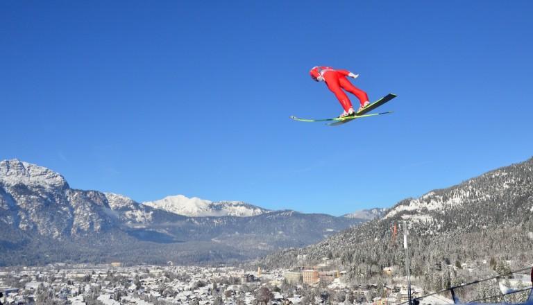Skiurlaub Garmisch-Partenkrichen