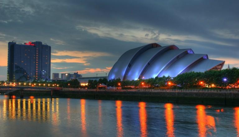 Sportliche Higlights in Glasgow.