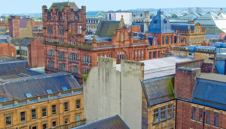 Nachtleben & Party in Glasgow.