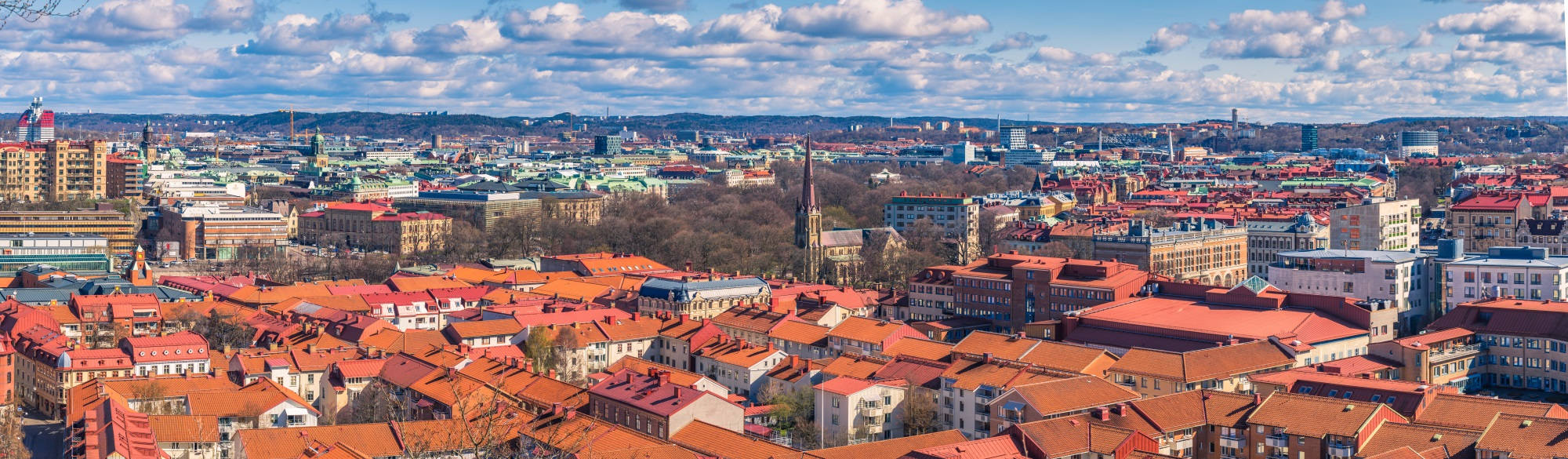 Göteborg Panorama