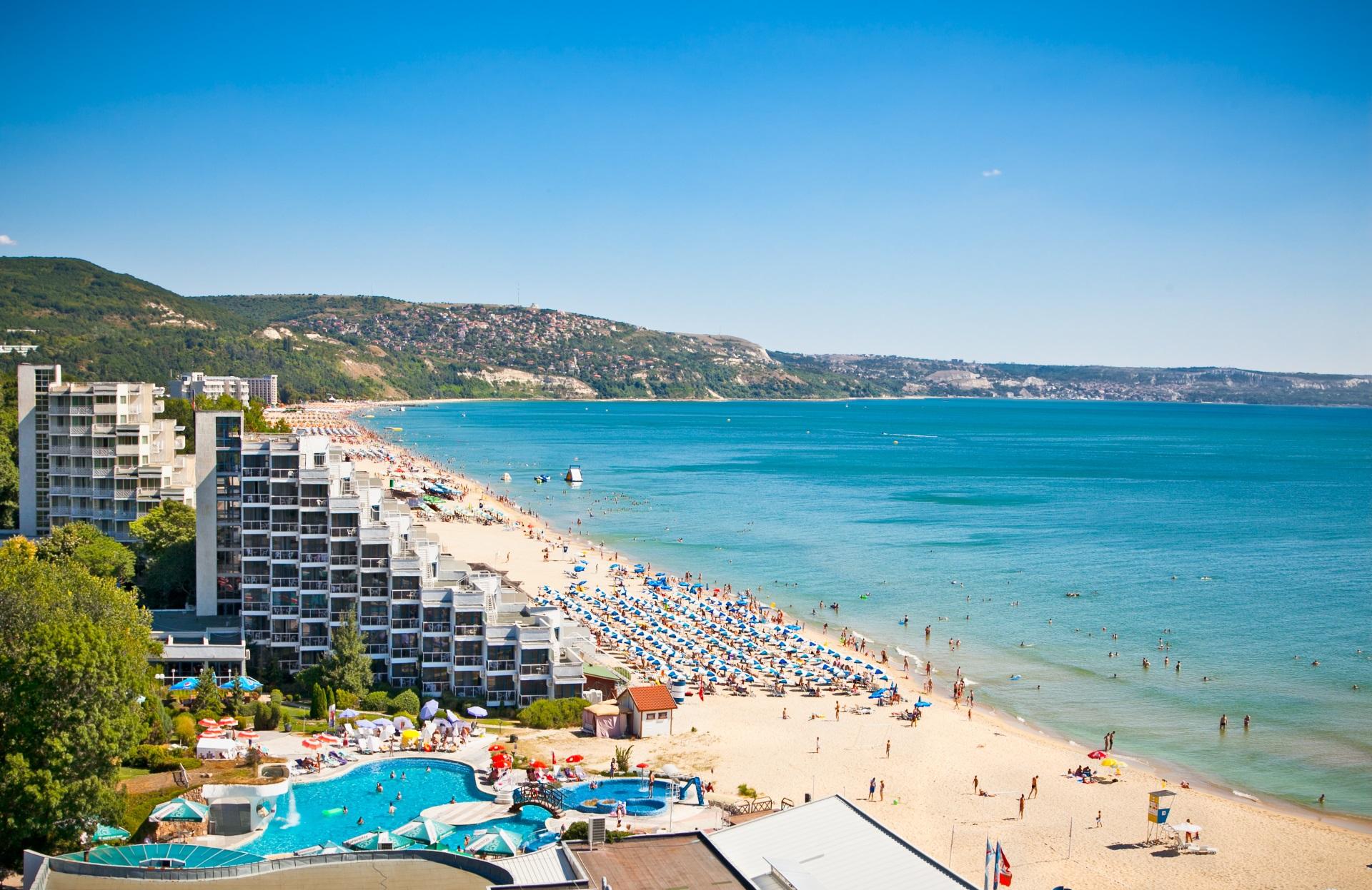 Bulgarien Goldstrand Partyurlaub