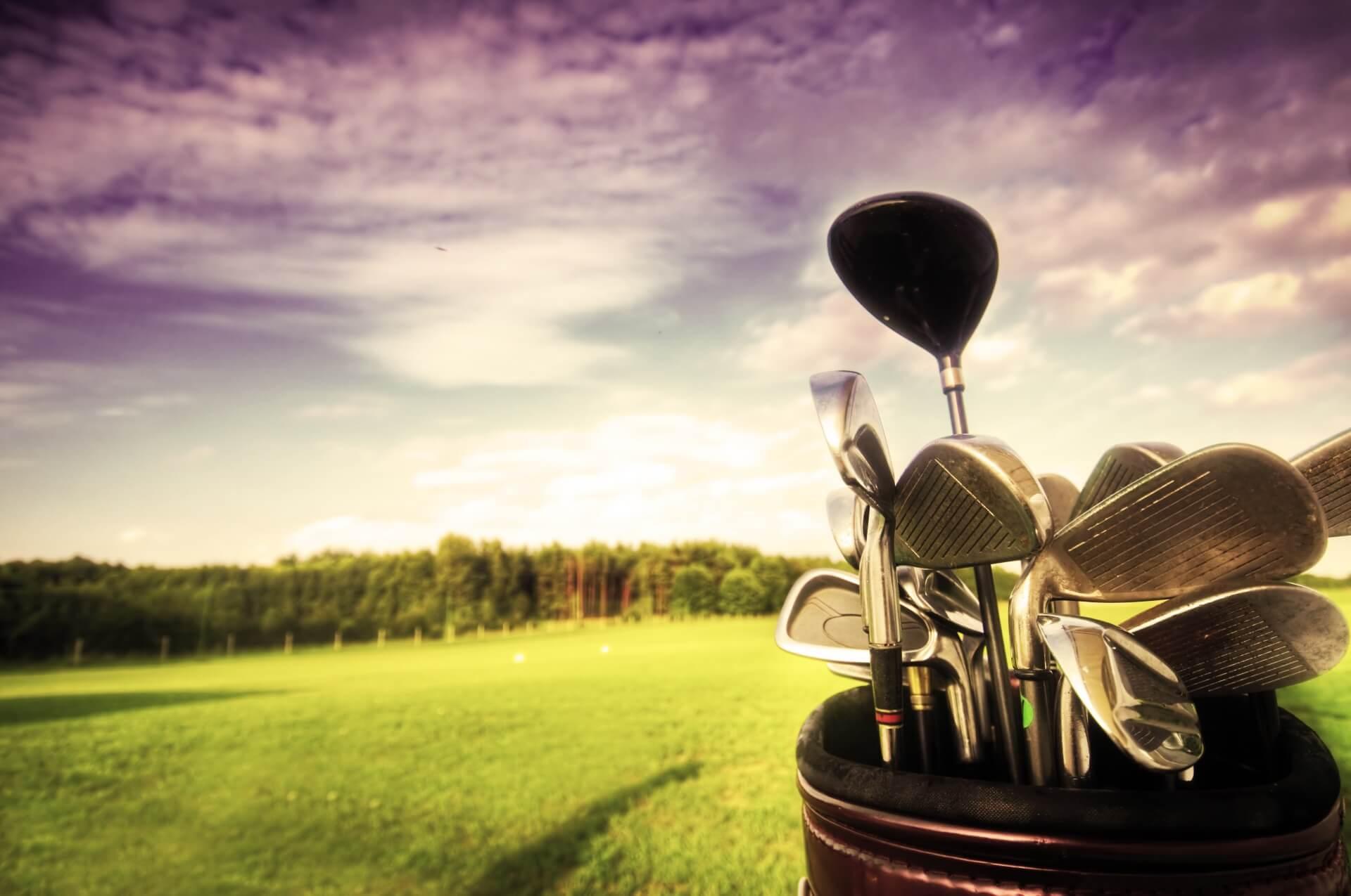 Golf Hintergrund Bild