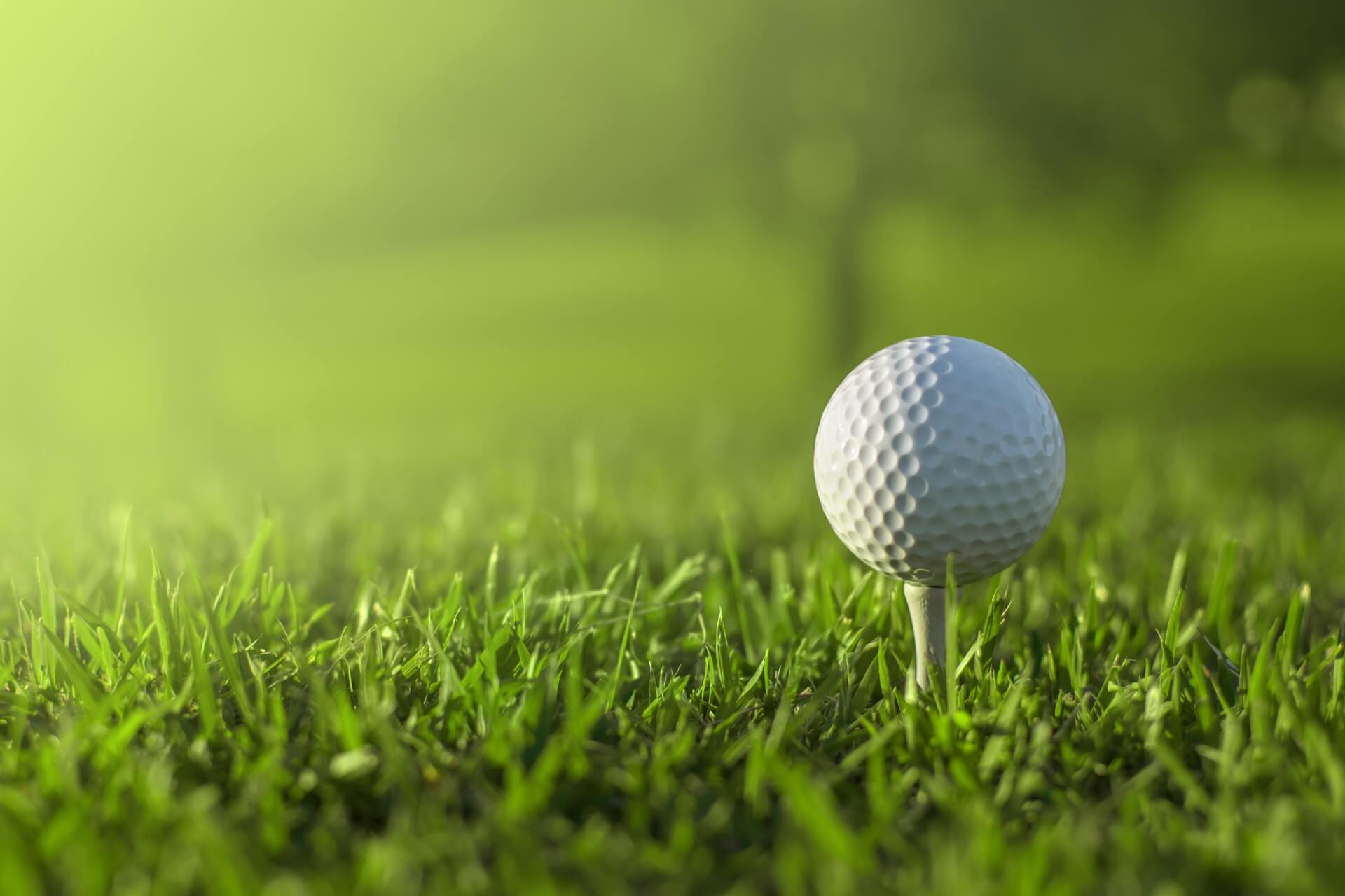 Golf Ball Hintergrund1