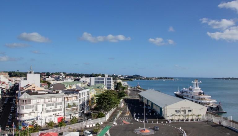 Pointe à Pitre ist das kulturelle Zentrum auf Guadeloupe.